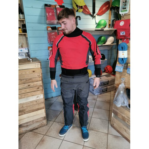 Drysuit, Kayakomania