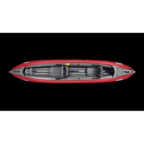 Kayak gonflable, gumotex, Solar