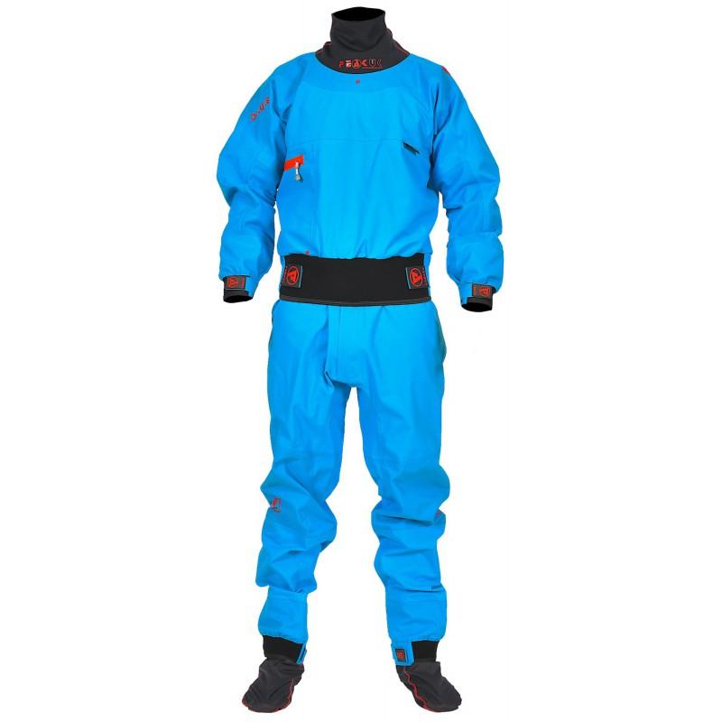 Dry suit Deluxe Peak uk, combinaison seche