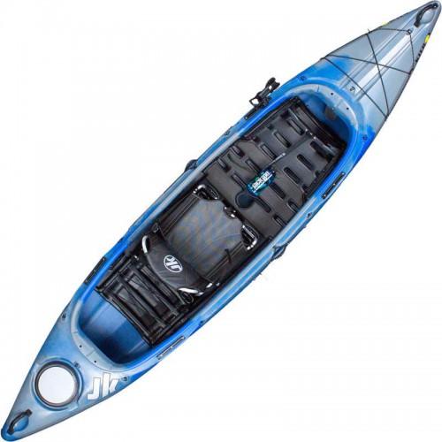 Kayak peche Kilroy, Jackson kayak