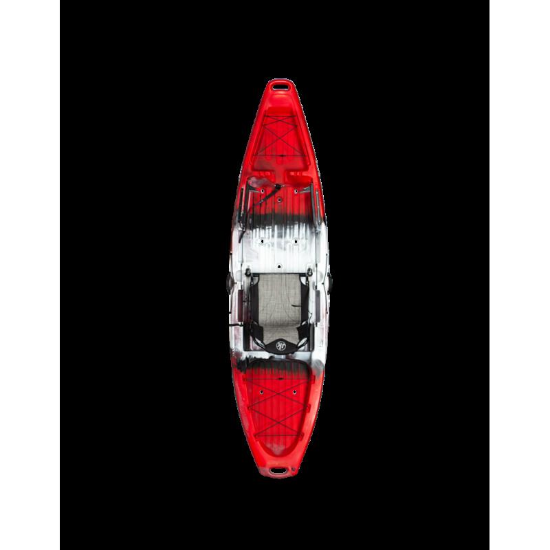 Kayak peche, Bite, Jackson kayak