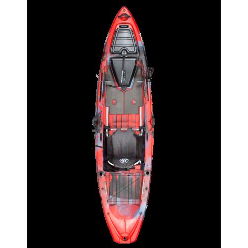 Kayak peche Liska, Jackson kayak