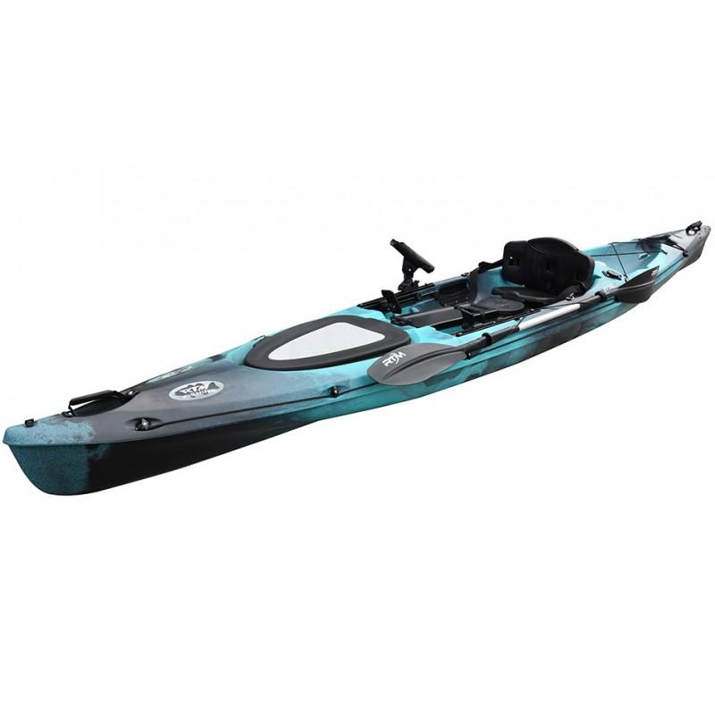Kayak peche Rytmo, Big bang, Rotomod