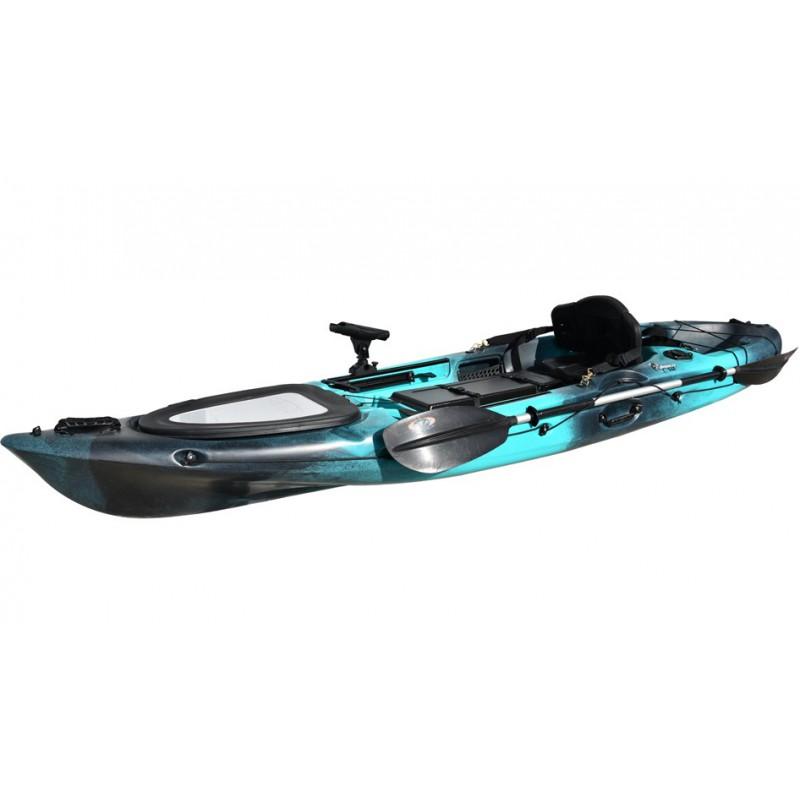 Kayak peche Abaco 420 big bang, Rotomod