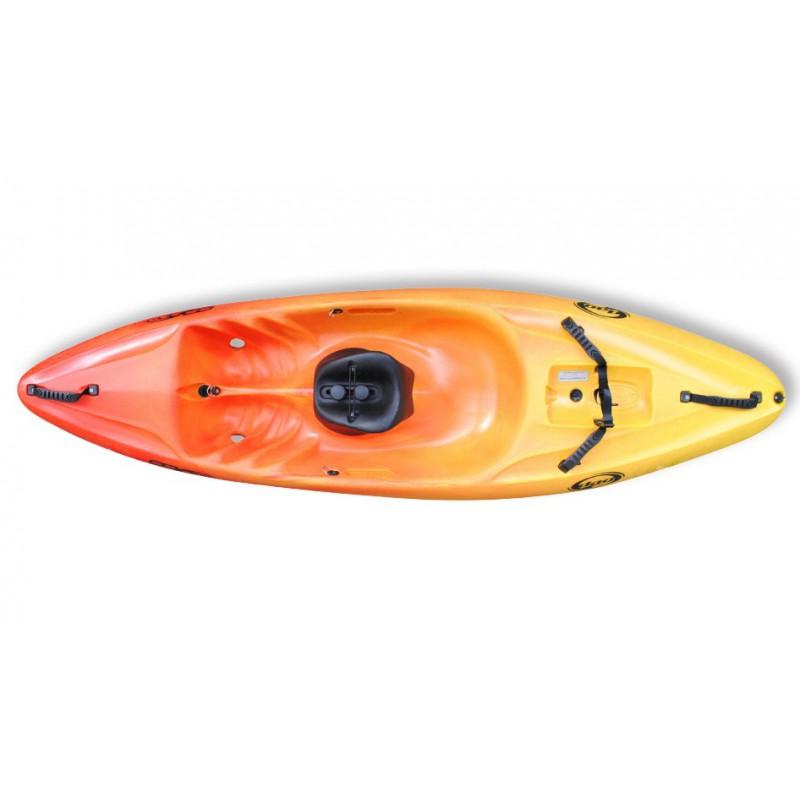 Kayak sx 230, Dag