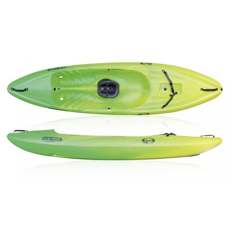 Kayak SX 285, Dag
