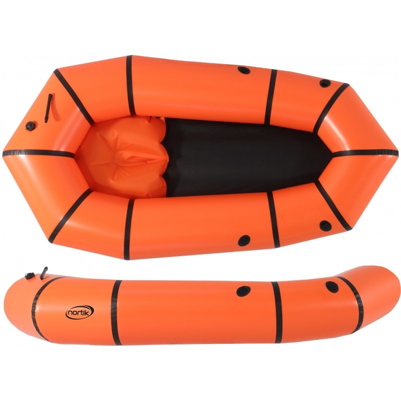 Packraft, Lightraft, Nortik