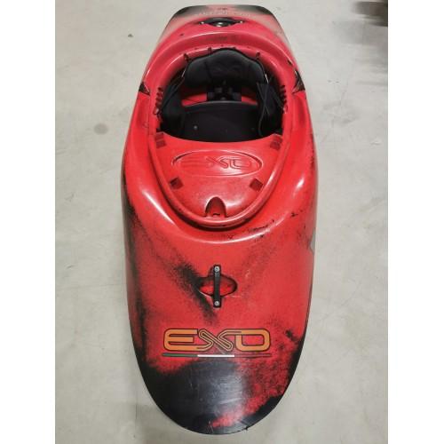 Kayak Helixir L, bateau test