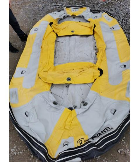 Raft Avanti, 340, Aquadesign, occasion