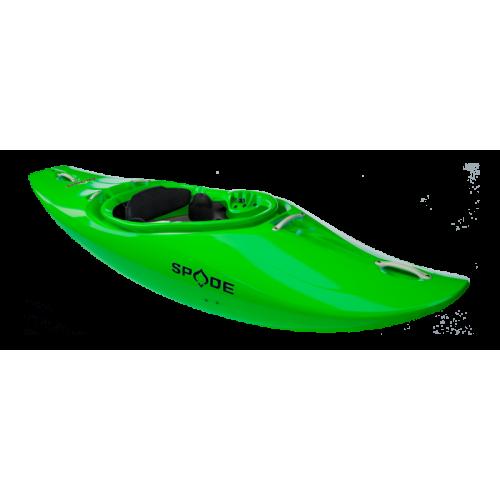 Kayak de rivière Bliss - Spade kayak