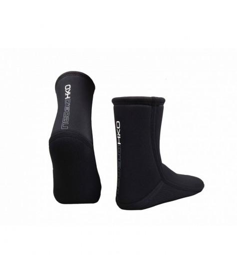 Chaussettes néoprène 3.0 avec renfort - Hiko