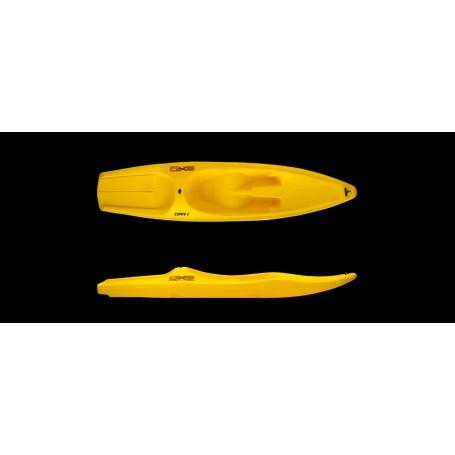 Kayak Zippy, Exo kayaks