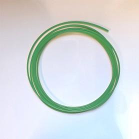 Fil plastique PE vert 5m pour soudure de réparation