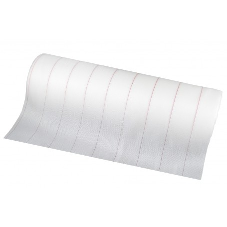Bande de tissu d'arrachage 100 x 10 cm