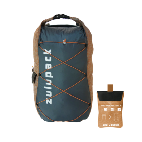 Sac imperméable - Packable Backpack 17 litres - Zulupack