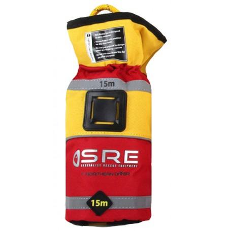 Corde de sécurité 15 m avec ceinture largable intégrée - Northen Diver