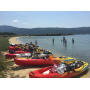 kayak SOT, tribal pro, Dag