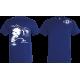 """T-shirt kayakomania """"de l'eau dans nos rivières"""""""