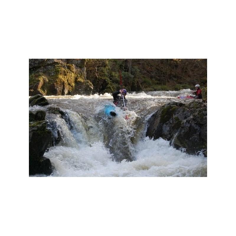 Location journée kayak rivière