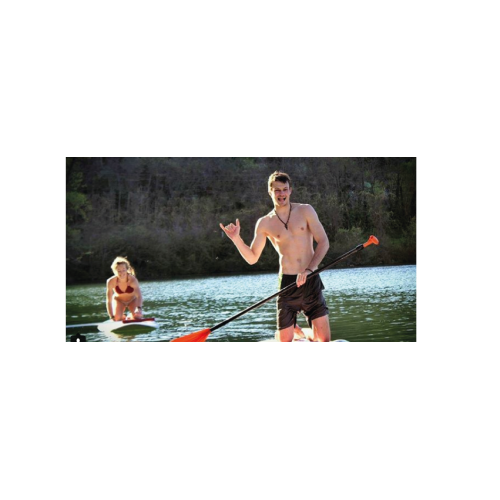 Location week-end d'un stand up paddle