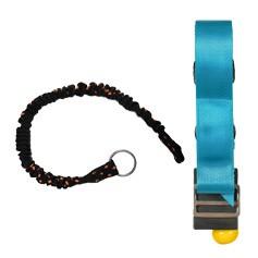 Leash & ceinture largable