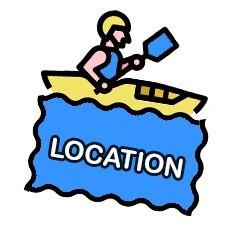 Location - Kayak rivière