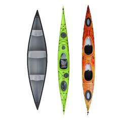 Kayak mer & randonnée